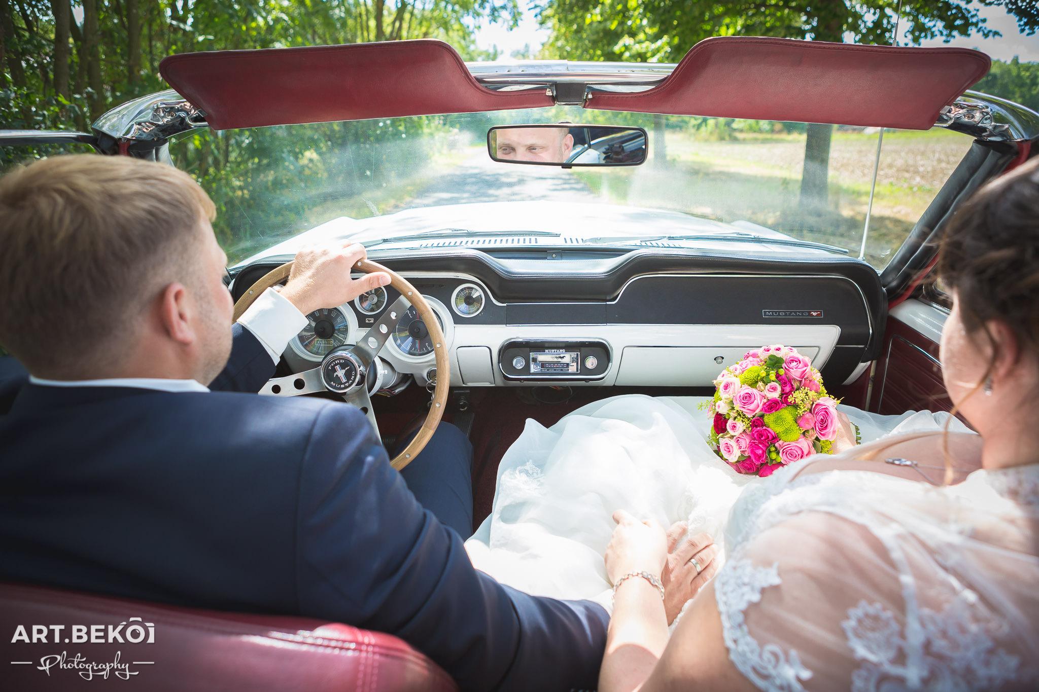 Hochzeit Bea & Sven