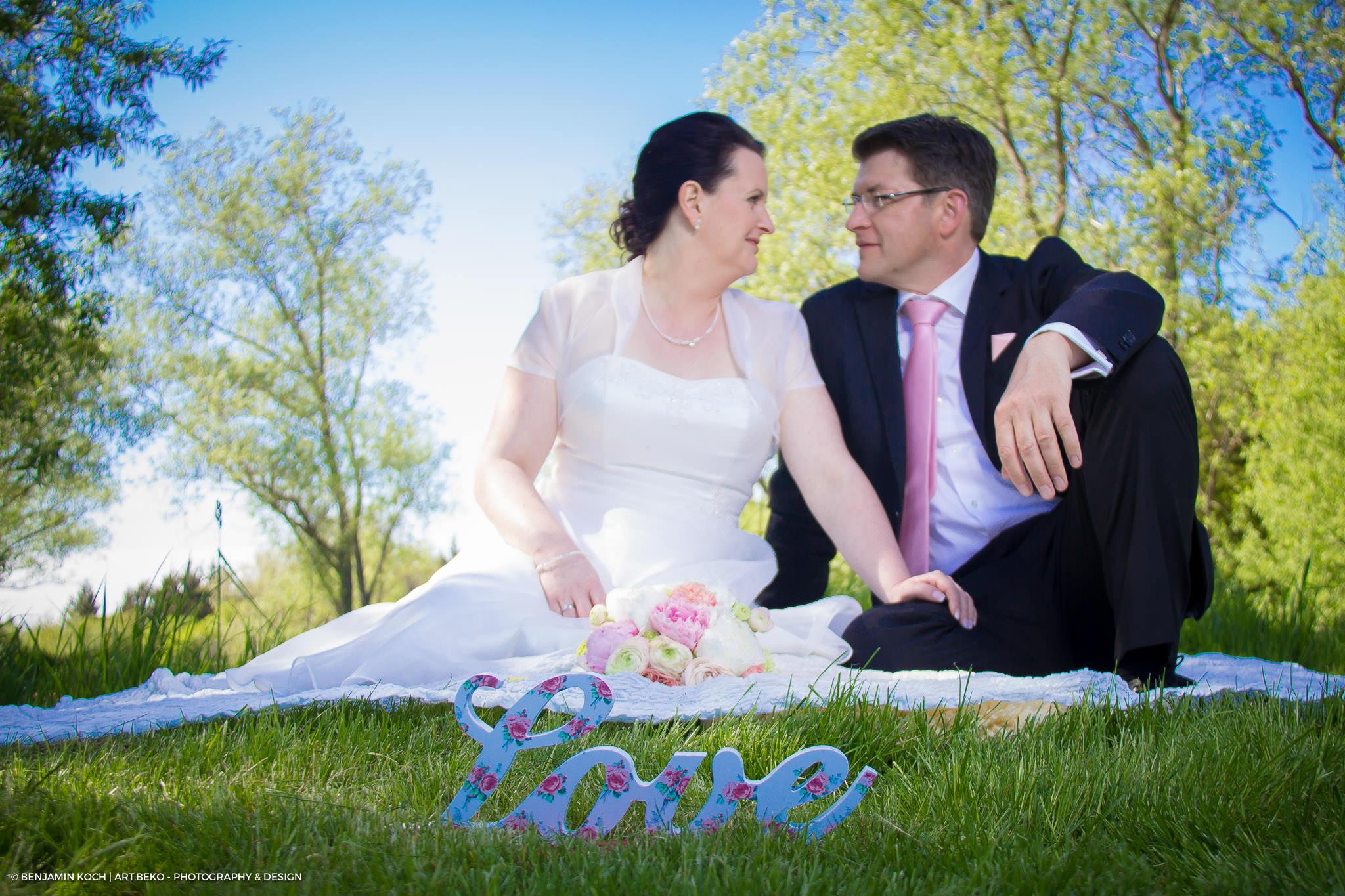 Hochzeit Anja & Michael