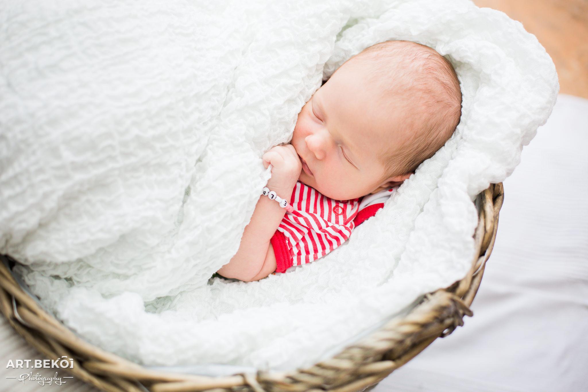 Babyfotografie Ella